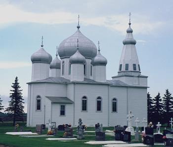 Ukrainian Churches In Canada